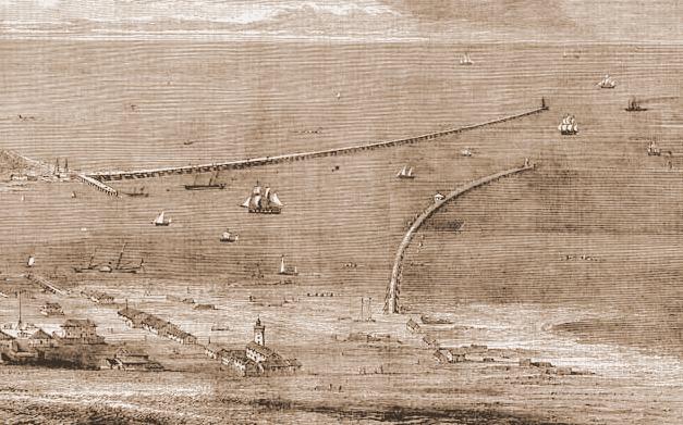 Die Geschichte der Unteren Donau, 1829-1878