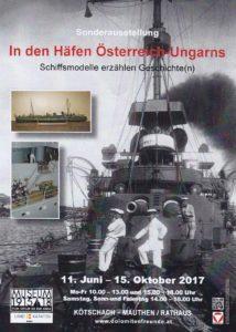 """Ausstellung """"In den Häfen Österreich-Ungarns"""""""