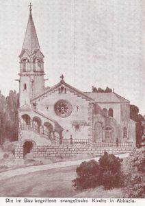 Evangelische Kirche von Abbazia
