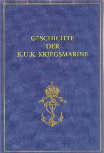 Geschichte der k.k. Kriegsmarine während der Jahre 1850 – 1866