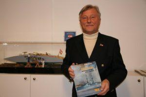 Am 15. März 2018 präsentierte Erwin Sieche in den Räumen des KMA – K.u.K. Kriegsmarine Archiv den dritten Band seiner Zeittafel der maritimen Kriegsereignisse der k.u.k. Kriegsmarine