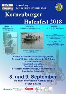 Korneuburger Hafenfest 2018