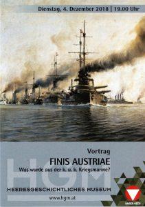 Was wurde aus der k. u. k. Kriegsmarine?