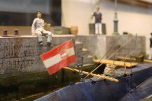 Lange Nacht der Museen im k.u.k. Kriegsmarine Archiv