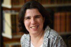 Die Regensburger Historikerin Luminita Gatejel leitet eine Gruppe mit Forschern aus fünf Ländern, die sich zum Ziel gesetzt haben, eine Flussgeschichte der unteren Donau zu schreiben.