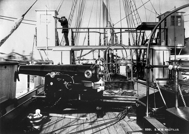 Kanonenboot Nautilus