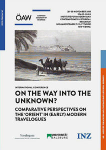 Internationale Konferenz: On the Way into the Unknown?