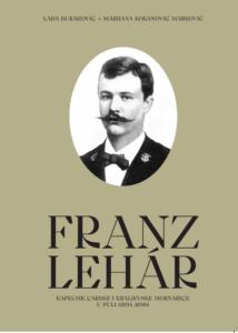 Franz Lehar – kapelnik carske i kraljevske mornarice u Puli (1894-1896)