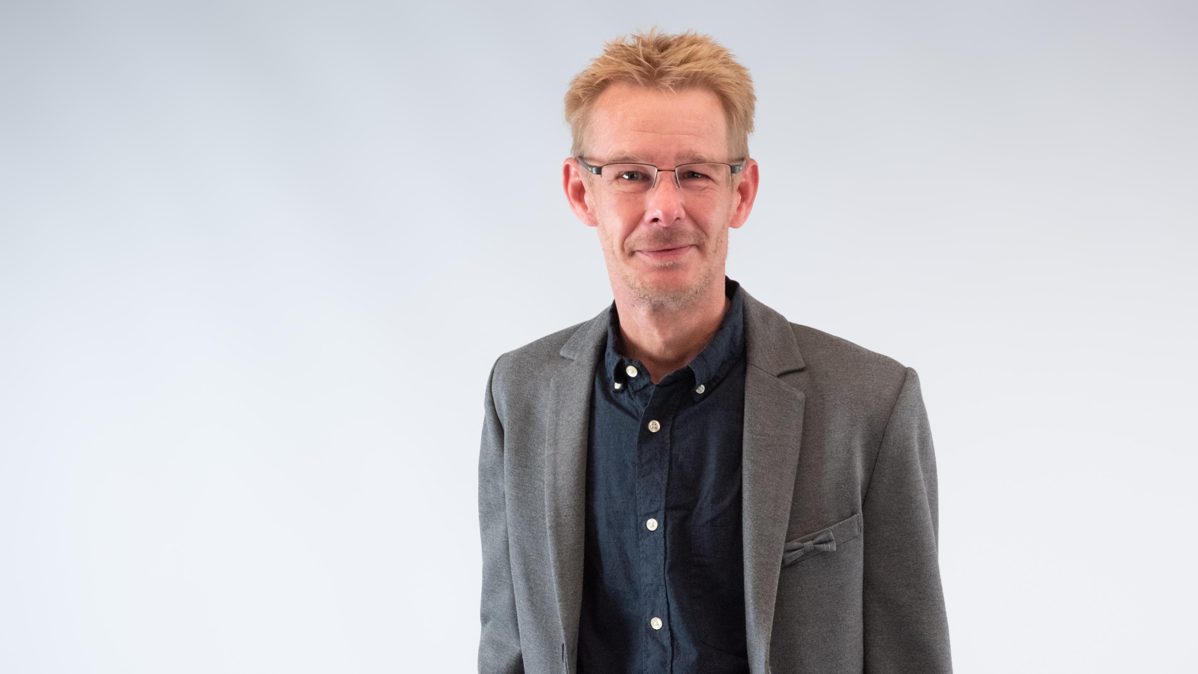 Erik Hoops ist neuer wissenschaftlicher Leiter der DSM-Bibliothek. Bildquelle: DSM