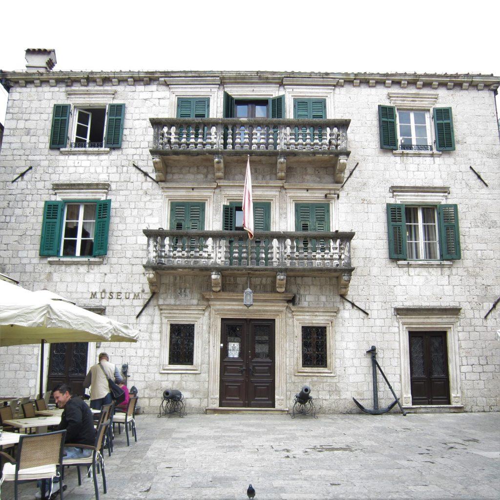 Marinemuseum Cattaro Kotor